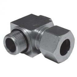 Hydraulic Banjo Elbow Couplings Type WH-GE