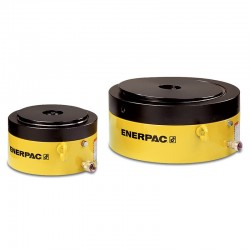 Enerpac CLP-Series Single Acting Pancake Lock Nut Cylinders