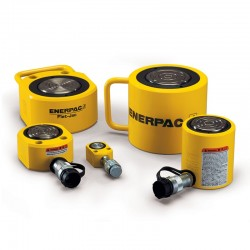 Enerpac RSM, RCS-Series Low Height Hydraulic Cylinders