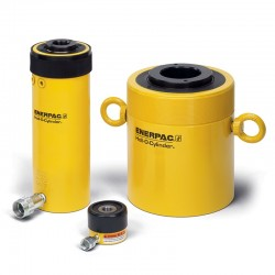 Enerpac RCH-Series Single Acting Hollow Plunger Cylinders