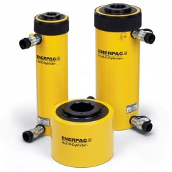Enerpac RRH-Series Double Acting Hollow Plunger Cylinders