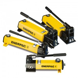 Enerpac P-Series Lightweight Hydraulic Hand Pumps
