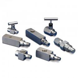 Enerpac GA, GS, NV, V-Series Workholding Gauge Accessories