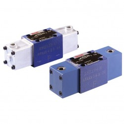 Bosch Rexroth Hydraulic Directional Control Valves, Pneumatic Actuation Type WP 6