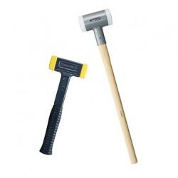 Carr Lane No-Rebound Supercraft Hammer (Wooden Handle)