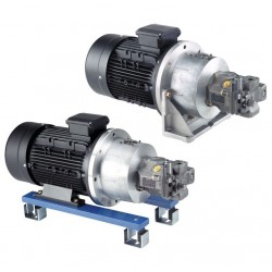 Motor / pump assemblies Type ABAPG-A10VSO...VP