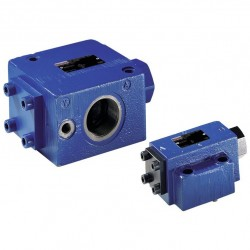 Bosch Rexroth Check Valves, Pilot Operated Type SL 10 to 32