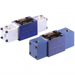 Bosch Rexroth directional spool valves with hydraulic actuation WH 6