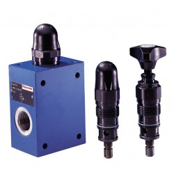 Bosch Rexroth direct operated pressure relief valves DBD