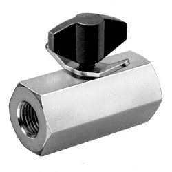 Roemheld High-Pressure Shut-Off Valves - Flow Control Valves C2.940
