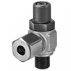 Roemheld Flow-Control Swivel Banjo Coupling C2.9501