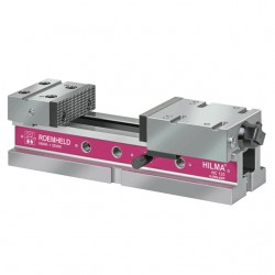 NC Hydraulic Machine Vice