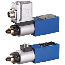 Bosch Rexroth Proportional Pressure Relief Valves, Pilot-operated (Z)DBE 6, (Z)DBEE 6