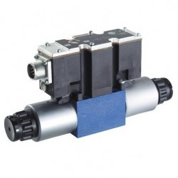 Bosch Rexroth Proportional Pressure Reducing Valves in 3-way Version 3DREP(E) 6