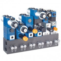 Bosch Rexroth Multistation Manifold Type HSR 10