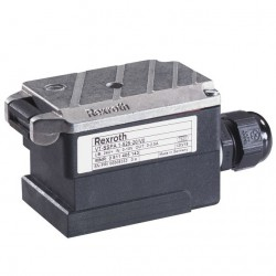 Bosch Rexroth Valve Amplifiers for Proportional Pressure and Flow Control Valves VT-SSPA1-525-2X