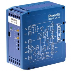 Bosch Rexroth Valves Amplifiers for Proportional Directional Valves and Proportional Pressure Valves VT 11118-1X