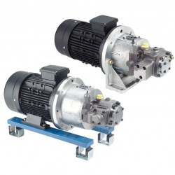 Bosch Rexroth Motor-pump Assemblies - IE3, ABAPG-V7 and ABHPG-V7