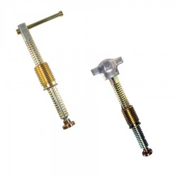 Carr Lane Bar-Lock Quick-Acting Screw Clamps