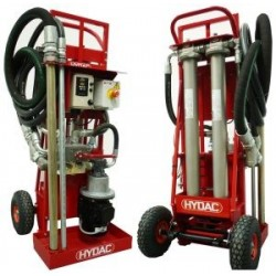 Hydac Mobile Filtration Systems