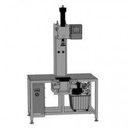 Roemheld Press-in Devices in C-Frame Design P1.200