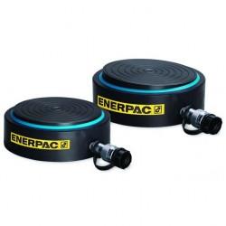 Enerpac CUSP-Series High Tonnage Ultra Flat Cylinder, Tilting Plunger