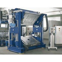 HILMA M-TECS 80-F Magnetic Clamping Systems for Mould Carrier Systems