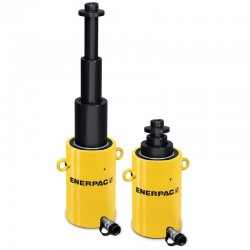 Enerpac RT-Series Multi-Stage Telescopic Hydraulic Cylinders