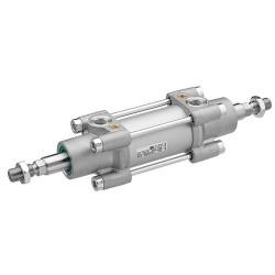 Tie Rod Cylinder ISO 15552 Series TRB - Piston Rod Through