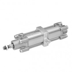 Tie Rod Cylinder ISO 15552, Series TRB - with Trunnion Mounting