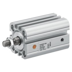 Compact Cylinders ISO 21287 Series CCI - Single-acting, Retracted without Pressure