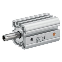 Compact Cylinders ISO 21287 Series CCI - Single-acting, Extended without Pressure
