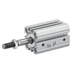 Aventics Compact Cylinders ISO 21287 Series CCI - Piston Rod Internal Thread