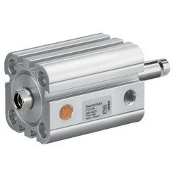 Compact Cylinders ISO 21287 Series CCI - with Magnetic Piston