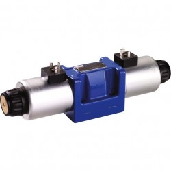Bosch Rexroth Directional Spool Valves Influencing the Switching Time 5-.WE 10-5X
