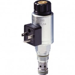 Bosch Rexroth Directional Spool Valves with Wet-pin DC Voltage Solenoids KKDER1 C/G/U