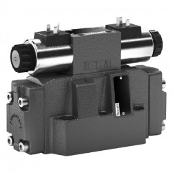 Directional Spool Valves, Pilot-operated with Electro-hydraulic Actuation type WEH…UR