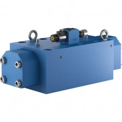 Directional Spool Valve, Pilot Operated with Electro-hydraulic Actuation LS 1376