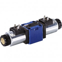 Bosch Rexroth On / off directional poppet valves with solenoid actuation SEC 6