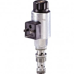 Bosch Rexroth On / off directional seat valves with solenoid actuation KSDE.1 C/U