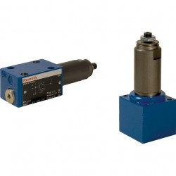 Bosch Rexroth Direct Operated Pressure Relief Valves DB 6 D