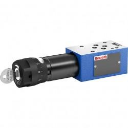 Bosch Rexroth Pressure Relief Valve, Direct Controlled ZDB6D, Z2DB6D