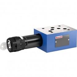 Bosch Rexroth Pressure Relief Valve, Direct Controlled ZDB10D, Z2DB10D