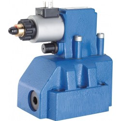 Pilot operated proportional pressure reducing valves without/with max. pressure limitation (OBE) DRE(M) 30, DRE(M)E 30