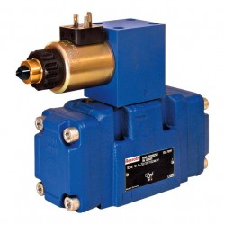 Bosch Rexroth Direct and Pilot Operated Proportional