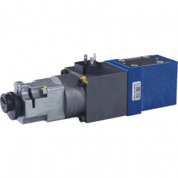 Bosch Rexroth Direct Operated Proportional Pressure Relief Valves with Position Feedback (Lvdt AC/AC) DBETBX
