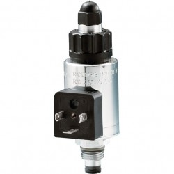 Direct operated Proportional pressure relief valves, rising characteristic curve (High Performance) KBPS.8A