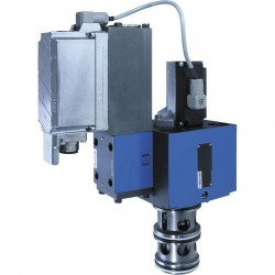 3/3 High-response Directional Valve (cartridge valve) with Integrated Control Electronics 3WRCBEE