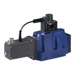 Directional servo-valves in 4-way variant 4WSE3E 25
