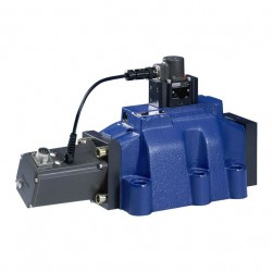 Bosch Rexroth Directional Servo-valves in 4-way Variant 4WSE3E 32